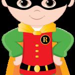super heroes clipart animado robin 66