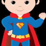 super heroes clipart animado superman 22