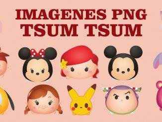 tsum tsum imagenes
