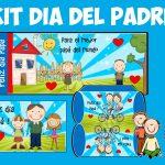 Kit día del padre GRATIS