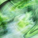 03 Verde Abstracto