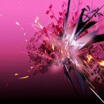 07 Rosa Abstracto