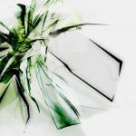 44 Verde Techno Abstracto