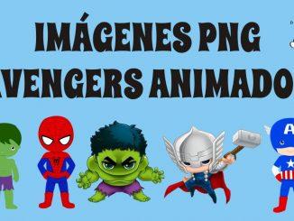 avengers animados