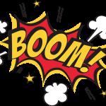 boom caricatura