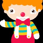 circo infantil clipart payaso 100