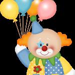 circo infantil clipart payaso 2