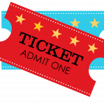 circo infantil clipart ticket 22