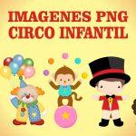 Imágenes PNG de Circo Infantil