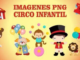 circo infantil imagenes