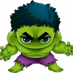 hulk caricatura02