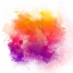 Acuarela watercolor background