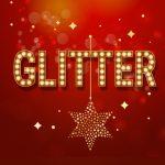 bright glitter simple fonts2