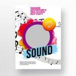 summer sound flyer