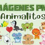 Imagenes de Animalitos Animados Clipart PNG transparente