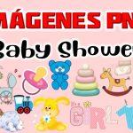Imagenes de Baby Shower Clipart PNG transparente
