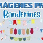 Imágenes PNG Guirnalda o Banderines 2