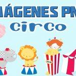 Imagenes de Circo animado Clipart PNG transparente