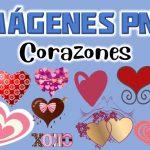Imagenes de Corazones Clipart PNG transparente