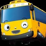 Tayo Bus Amarillo Naranja