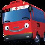 Tayo Bus Rojo