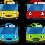 Tayo Bus clipart