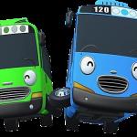 Tayo the little bus Sin fondo