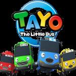 Tayo the little bus Transparente