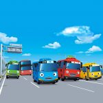 Tayo the little bus fondo