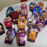 Cajitas Ataud Tumba para Halloween GRATIS