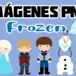 Imagenes de Frozen Animado PNG transparente