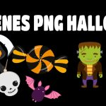 Imagenes de Halloween Clipart PNG transparente