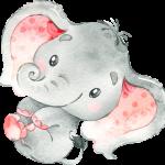 BabyElephant Girl 04