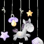 BabyElephant Purple 07