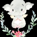 CuteElephantGirl 01