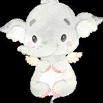 CuteElephantGirl 08