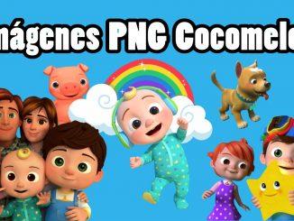 Imagenes PNG Cocomelon GRATIS