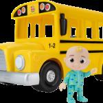 School Bus 3 cocomelon