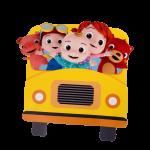 School Bus cocomelon