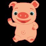 cerdo cocomelon