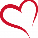 corazon contorno