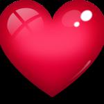 corazon rojo 2