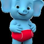 elefante cocomelon 1