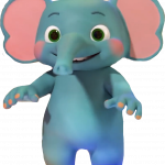 elefante cocomelon