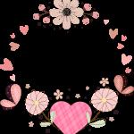 flores circulo