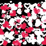 fondo corazones