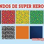 Fondos Super Heroes