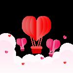 globos amor