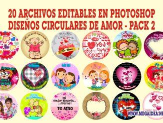 imagenes circulares de amor 2