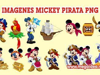 imagenes mickey pirata